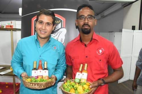 Scotch Boyz (4) 5-oz Authentic Jamaican Pepper Sauces on QVC