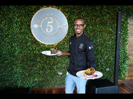 R Hotel Kingston officially launches District 5 lounge and restaurant